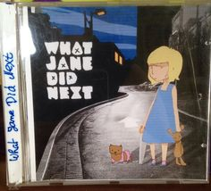 What Jane did next project by ben adams