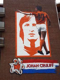 Johan Cruijff - Watergraafsmeer Amsterdam 2017