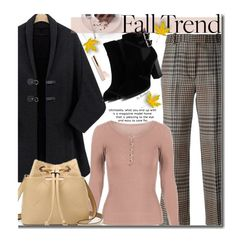 Fall by beebeely-look on Polyvore featuring 3.1 Phillip Lim, Beautycounter, StreetStyle, streetwear, fallfashion, falltrend and twinkledeals