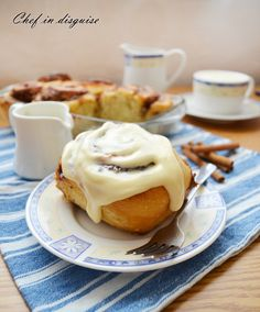This month's sourdough surprises challenge was to make cinnamon rolls. As the title already gave away, these cinnamon rolls are the best I have ever made. Actually they are the best I have ev…