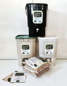 Bokashi One™ Kitchen Composting System Giveaway