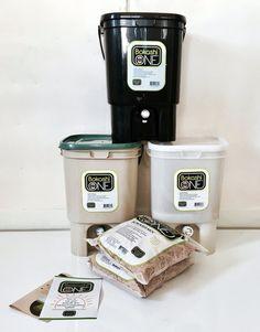 Bokashi One™ Kitchen Composting System Giveaway