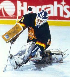 Vancouver Canucks goaltending history : Steve McKichan, 1990-91.