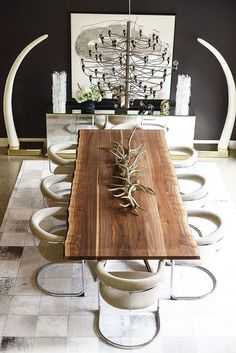 Stunning 169 Wooden Dining Room Table Design Ideas https://architecturemagz.com/169-wooden-dining-room-table-design-ideas/