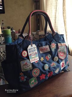 Cath Kidston 20th Anniversary - this is the one I love the most.
