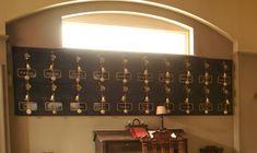 Downton Abbey - Bells - Mylands Paint - Humphrey Munson Blog