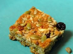 Paleo Breakfast Bars: Paleo Mornings on the Go | Easy Paleo Meals