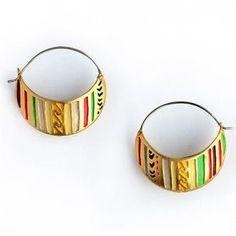 pretty earrings!!