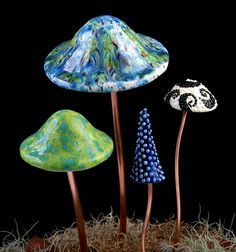 garden mushroom for woodland theme wedding