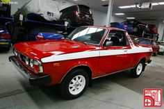 1978 Subaru BRAT  We had this in brown---it had the jump seats in back and a roll bar---I loved it :)