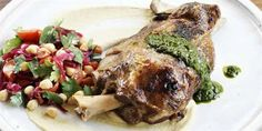 Get your slow cookers and crock pots ready for this delicious family lamb recipe from Matt Moran's Chiswick restaurant.
