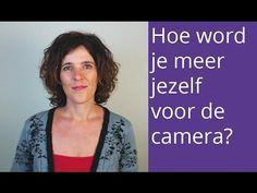 Blog: http://www.sparklingprofessionals.com/hoe-word-je-meer-jezelf-voor-de-camera