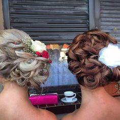 Weeding, Hair Makeup, Make Up, Crown, Hair Styles, Fashion, Hair Plait Styles, Moda, Grass