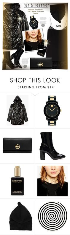 """""""Yoins 3.5"""" by monazor ❤ liked on Polyvore featuring By Malene Birger, Movado, MICHAEL Michael Kors, Altreforme, yoins, yoinscollection and loveyoins"""