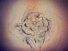 #tiger #water