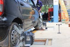 Most of the times it becomes difficult to get proper #car #repairing and maintenance service. You should careful while searching for car repair #service shop. We provide #excellent car repair service to all of our customers and very reasonable. To know about our #repairing #services visit us.