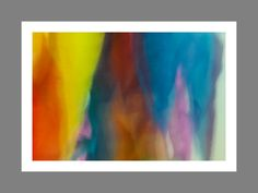 If you believe colours can enhance your creativity, you should buy this print.  #photography #colours #photopainting