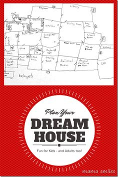 Plan Your Dream House - Fun for all ages