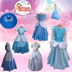 Disfraz de Princesa Cenicienta – disfracesquenquen.com Cinderella, Disney Characters, Fictional Characters, Disney Princess, Costumes, Fantasy Characters, Disney Princesses, Disney Princes