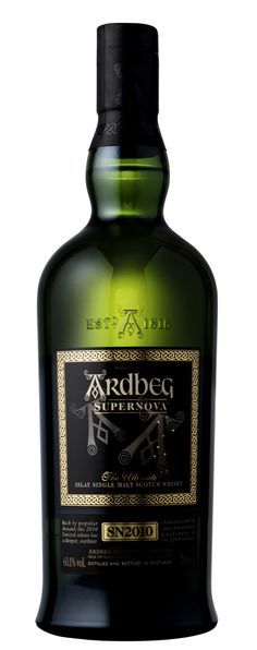 "Ardbeg is MY FAVE single malt scotch. I think most ""scotch drinkers"" have never heard of it. Heh heh..."