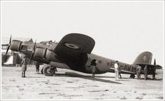 """The Italian bomber Cant-Z-1007bis """"Alcione"""" captured by the Free French Forces at Enfidaville, Tunisia, date unknown. Called """"Bir-Hakeim"""", code FL-AVM, was employed as transport plane."""