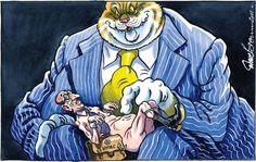Newspaper Cartoons, Wednesday, December, Joker, Fictional Characters, The Joker, Fantasy Characters, Jokers, Comedians