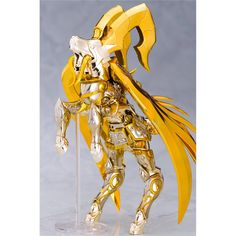 Shura de Capricórnio Soul of Gold Cloth Myth Ex