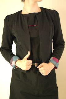 Veste Dressing, Blazer, Chic, Blouse, Long Sleeve, Sleeves, Jackets, Tops, Women