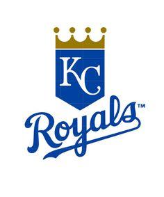 SVG STUDIO Kansas City Royals Baseball by PermanentMoments on Etsy