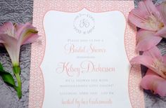 At Southern Weddings you'll find daily Southern wedding inspiration, real Southern weddings, and the best Southern wedding vendors. Southern Bridal Showers, Wedding Shower Decorations, Wedding Showers, Southern Wedding Inspiration, Always A Bridesmaid, Tiffany Wedding, Bridal Shower Invitations, Invites, Southern Weddings