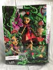 Monster High Jinafire Long Gloom And Bloom Deluxe Doll NRFB NIB