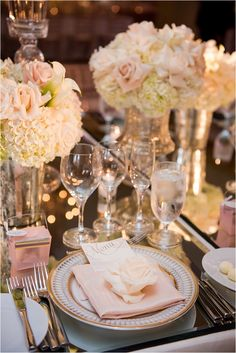 795 best Elegant Table Settings..... images on Pinterest | Table ...