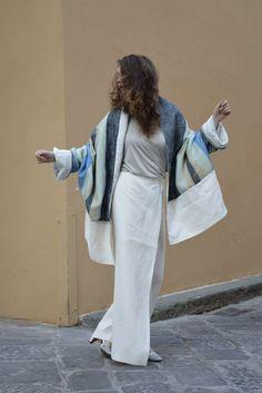 Kimono Top, Normcore, Tops, Women, Style, Fashion, Swag, Moda, Fashion Styles