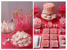 Bright Pink Party Inspiration