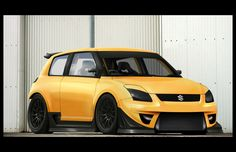 Suzuki Swift by ~RecDesign on deviantART