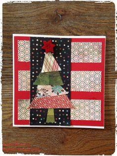 Ingrid's scrapfrutsels: Christmas in ...............