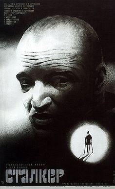 """Stalker"" película del director ruso Andrei Tarkovski (1979)"