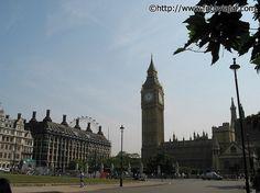 Roteiro de visita a Londres.