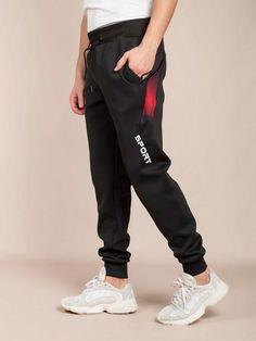 Fato de treino veludo faixa preta e branca lados camisola