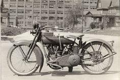 Harley-Davidson - 1920/21 - 1200cc