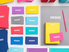 Kesko | BOND in Color