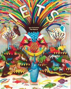 탄생   240×320, 48페이지, 5세 이상    모든것의 탄생 (기원) 을 담고 있는 그림책이다. 세상, 인간, 언어…진화에 대한 개념을 시적인 산문으로 풀어내는 매우 독특한 책이다.