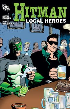 Another 200 Graphic Novels And TPBs Liquidated By DC Comics To Retailers – G To W