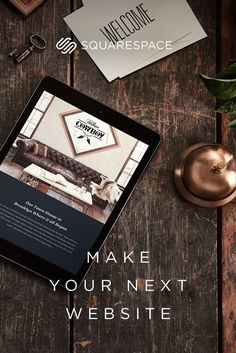 """""""You know deep down if it's the right move. And if you go with your gut and put your heart and soul into it, you can't go wrong."""" See how Urban Cowboy B&B founder Lyon Porter is making his next move with a unique domain and beautiful website from Squaresp"""
