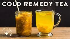 Cold Remedies on Pinterest | Sick Day, Hot Toddy and Soups