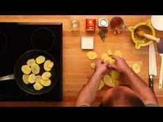 "Patatas al Pimentón ""La Chinata"" -   Smoked Paprika Fried Potatoes"