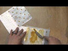 Document December 2013 Art Journal Mini Album - YouTube