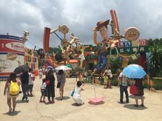 Hongkong Disneyland :: Toy Story Land