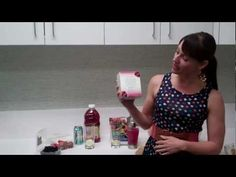 SENSA QUENCH Recipe  Red Blue + Berry http://sensa.com