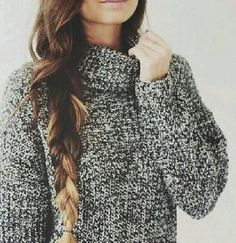 Turtleneck done right.